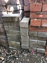 gray rectangle bricks in Vacaville, California