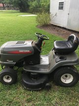 "Craftsman 42"" riding mower in Beaufort, South Carolina"