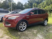 2014 FORD ESCAPE TITANIUM in Camp Lejeune, North Carolina