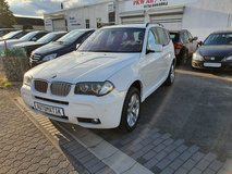 2007 AUTOMATIC BMW X3 3,0d xDrive 4x4* M PACKAGE*NEW INSPECTION *GPD*PDC*LEADER in Ramstein, Germany