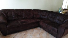 Handsome Sectional Couch in Spangdahlem, Germany