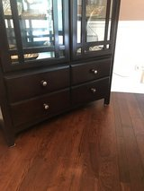 China Cabinet with Light (contents not included) in Plainfield, Illinois
