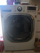 LIKE NEW LG ALL IN ONE WASHER DRYER COMBO in 29 Palms, California