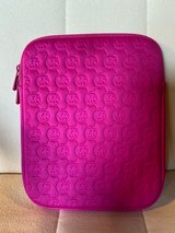 Michael Kors reader / tablet iPad cover real leather in Ramstein, Germany