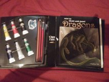 How to drawl and paint Dragons in Beaufort, South Carolina