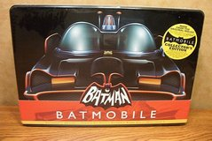 NEW Polar Lights 1960's Batmobile Model Kit in limited Edition Tin 1/32 Scale in Morris, Illinois