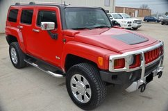 Factory Hummer H3 chrome grill guard in Alamogordo, New Mexico