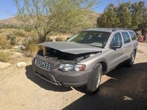 2  2001 Volvo XC 1 complete has some motor issue 1 donor xtra engine good body parts has been di... in Yucca Valley, California