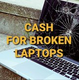 CASH 4 BROKEN LAPTOPS in Camp Pendleton, California