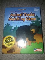 Animal Tracks Matching Game in Plainfield, Illinois