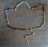 A unique Christmas or Birthday gift - custom made rosaries - see photo and info in Spring, Texas