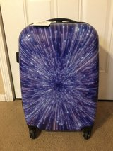Pottery barn suitcase in Cleveland, Texas