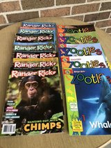 12 Ranger Rick and Zootles in Bolingbrook, Illinois