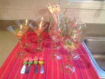 Flamingo Glasses, Stirrers and Spreaders in St. Charles, Illinois