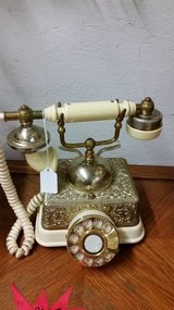 French Style Rotary Phone in Fort Campbell, Kentucky