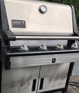 Weber Summit 4 Burner Propane Gas Grill in Chicago, Illinois