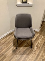 Brand new grey office chair in Kingwood, Texas