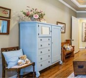 Antique Chifforobe/Wardrobe Cabinet in The Woodlands, Texas