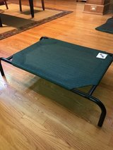 Coolaroo dog bed in St. Charles, Illinois