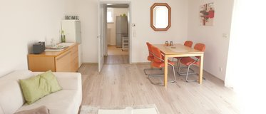 Apartment TLA/PCS, 5 min. to RAB, 1-4 pers., pets in Ramstein, Germany