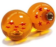 Kei Project Dragon Ball Z Star Manual Stick Shift Knob with Adapters Fits Most Cars (6 Star) in Okinawa, Japan