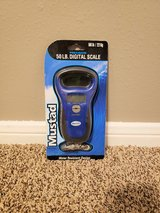 Mustad 50-lb Digital Scale fishing in Kingwood, Texas