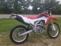 Honda crf250l street legal in Fort Leonard Wood, Missouri