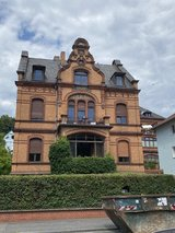 2 floors in old villa from 1896 with garden, 5 min. to Hainerberg  in Wi-Sonnenberg for rent. in Wiesbaden, GE