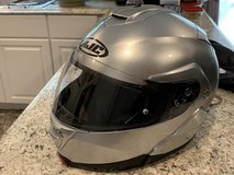 HJC IS-MAX II Modular Motorcycle Helmet Silver in Fort Leonard Wood, Missouri
