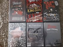 Music DVDs in Yucca Valley, California