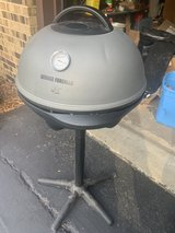george foreman electric indoor/outdoor barbecue grill in Orland Park, Illinois