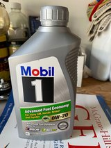 Mobil 1 0W-20 Synthetic Motor Oil for Cars and Trucks in Plainfield, Illinois