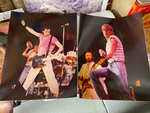 The WHO Concert Photos Lot of 2 Rock n Roll Music in Batavia, Illinois
