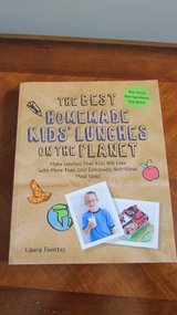 Kid's Lunches book in Naperville, Illinois