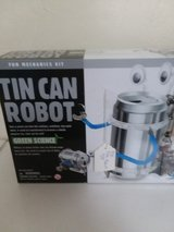 Tin Can Robot in Alamogordo, New Mexico