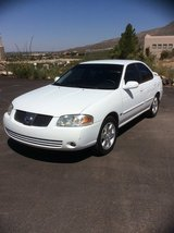 2006 Nissan Sentra 1.8S (special edition) in Alamogordo, New Mexico