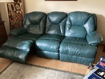 living room couch in Aurora, Illinois