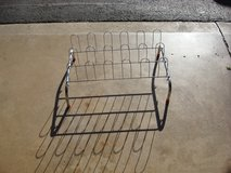 "16 1/2 "" X 24 "" METAL SHOE STAND in St. Charles, Illinois"