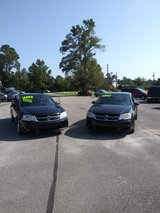 2011 Dodge Avenger AND 2012 Avenger in Camp Lejeune, North Carolina