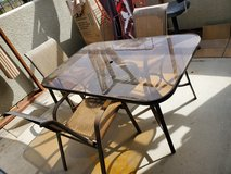 Patio Table & 3 chairs in Camp Pendleton, California