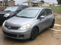 2008 Nissan Versa S in Fort Campbell, Kentucky
