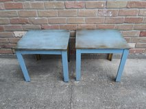 Side tables in The Woodlands, Texas