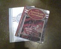 Abeka American Literature Vol 5 in Cleveland, Texas