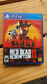 ps4 Red Dead Redemption 2 in Ramstein, Germany