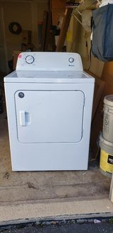 Electric dryer and whirlpool dishwasher in Wheaton, Illinois
