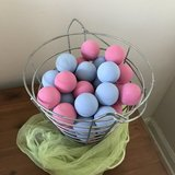 Practice Golf Ball Basket with Practice Balls in Camp Lejeune, North Carolina