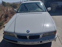 1998 BMW 740il in Yucca Valley, California