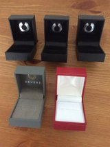 x5 New/Unused Ring/Earring/Stud Boxes in Lakenheath, UK
