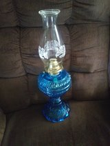 antique oil lamp in Fort Knox, Kentucky
