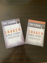 Tim Tebow SHAKEN Bible Study DVD & Book NEW in Kingwood, Texas